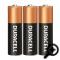 3DB Duracell AAA mikró elem
