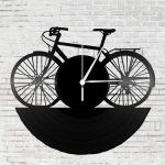 Bakelit óra - kerékpár