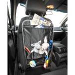 Autó ülésre húzható multifunkciós tároló
