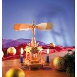 Hőre forgó karácsonyi dísz