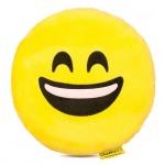 Nevetős emoji párna