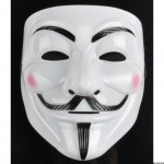 V mint vérbosszú - Vendetta maszk