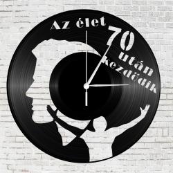 Bakelit óra 70 felett férfi