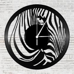 Bakelit falióra - zebra