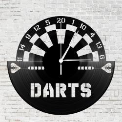 Bakelit óra - Darts