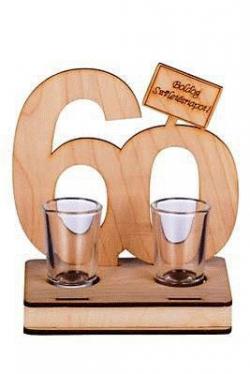 Fa italszett - 60. Születésnapra