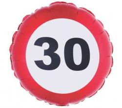 Fólia lufi sebességkorlátozó 30