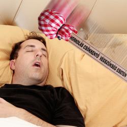 Horkolásgátló