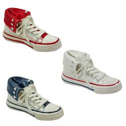 Kerámia persely - tornacipő