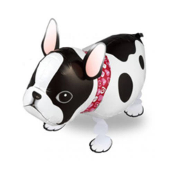 Sétáló lufi - Bulldog