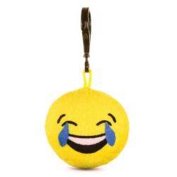Sírva nevetős emoji kulcstartó