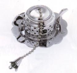 Teáskanna alakú teafilter