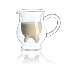 Tőgyes tejkínáló 0,15l