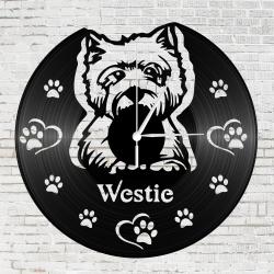 Bakelit óra - Westie