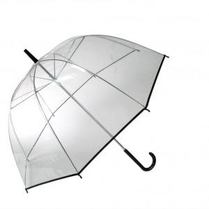 Átlátszó esernyő