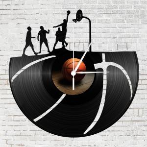 Bakelit falióra - Kosárlabda