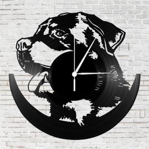 Bakelit óra - Rottweiler