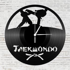 Bakelit falióra - Taekwondo