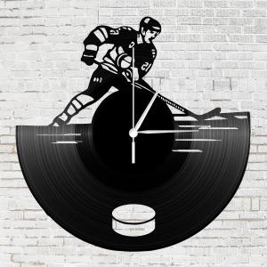 Bakelit óra - jégkorong