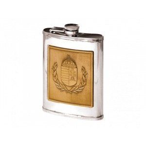 Címeres flaska