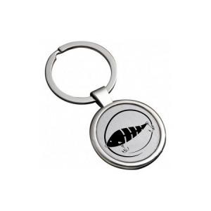Gravírozott kulcstartó - Csali