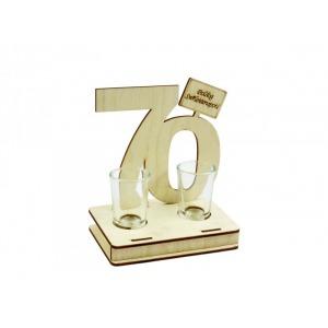 Fa italszett - 70. Születésnapra