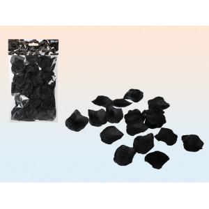 Rózsaszirom - fekete 150db-os