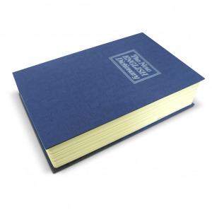 Könyv alakú széf
