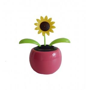 Napelemes mozgó – virág