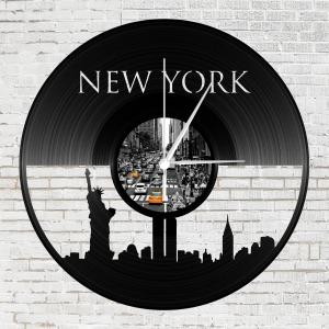 Bakelit falióra - New York