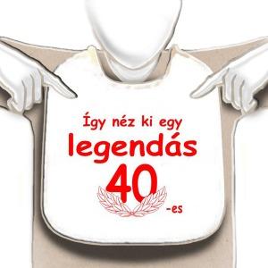 Pártedli - Legendás 40-es