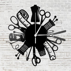 Bakelit óra - varrónőknek
