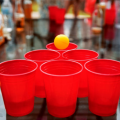 Sörpong italozós játék szett