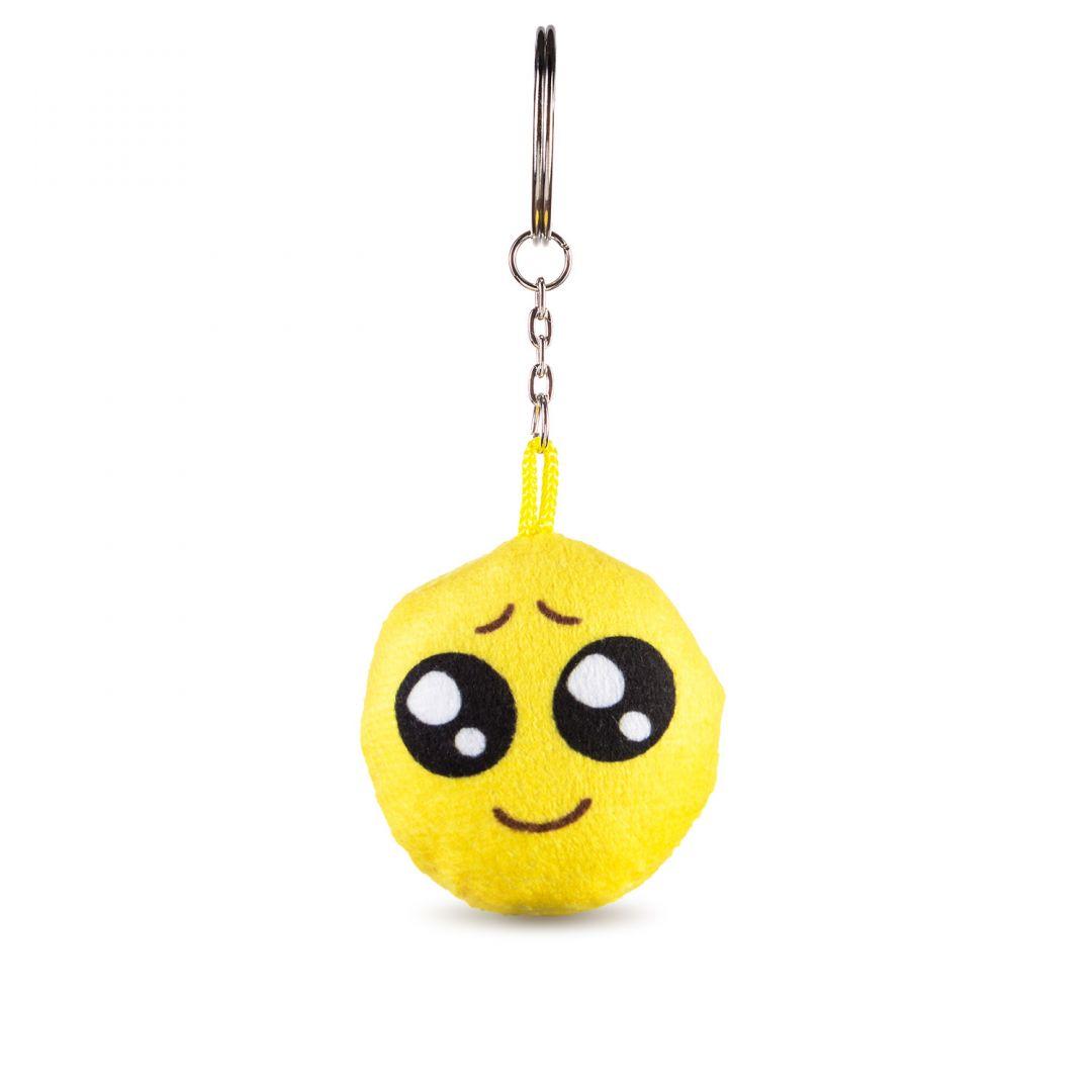 Nagyszemű emoji kulcstartó  e30129407f